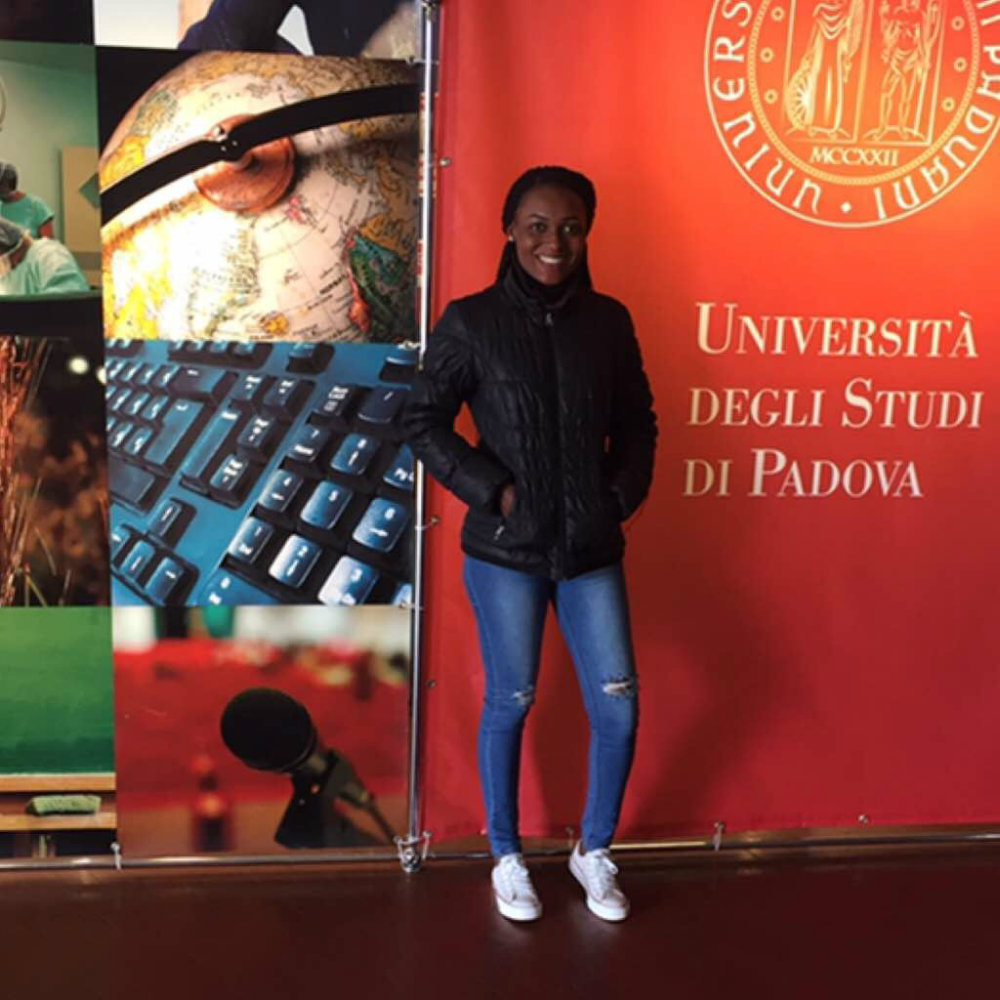 University of Padova matriculation 2017